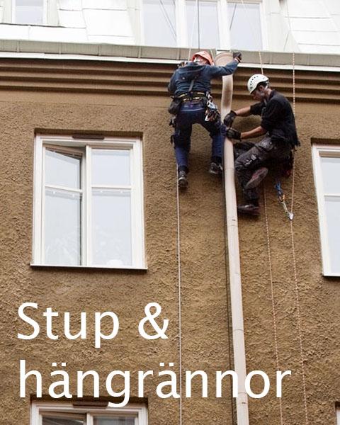 Stuprännor Hängrännor Stockholm
