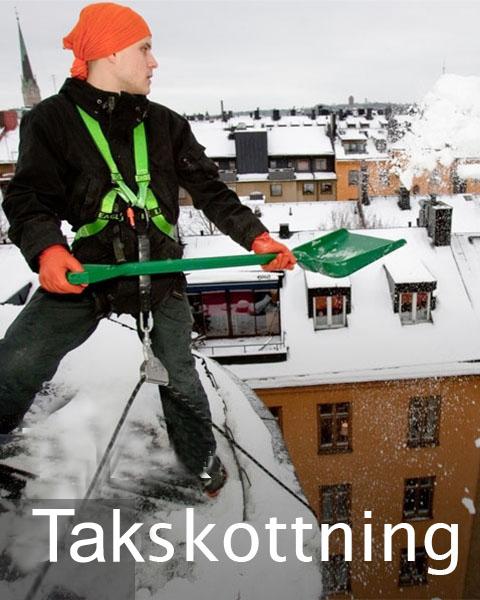 Takskottning Stockholm