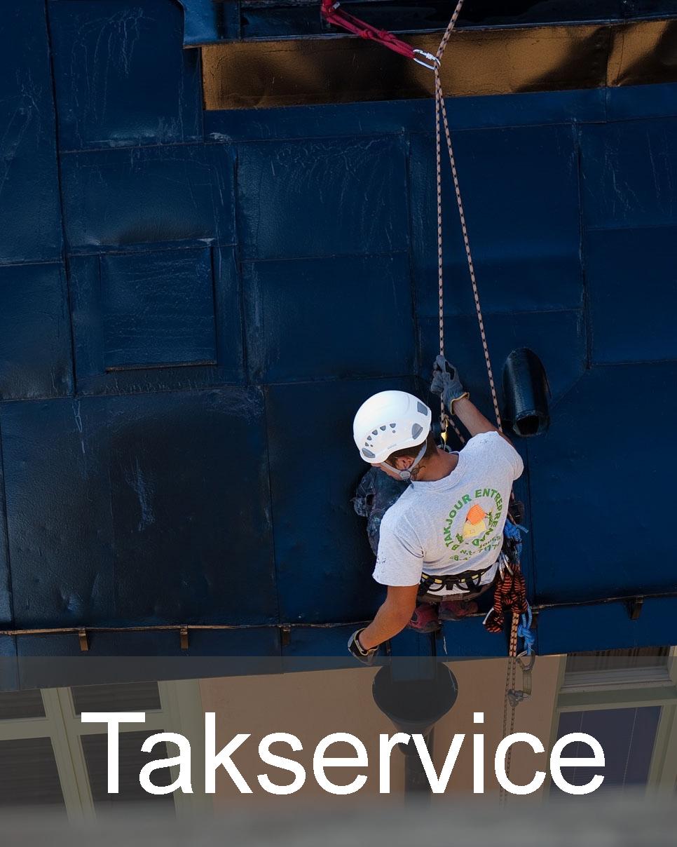 Takservice Stockholm